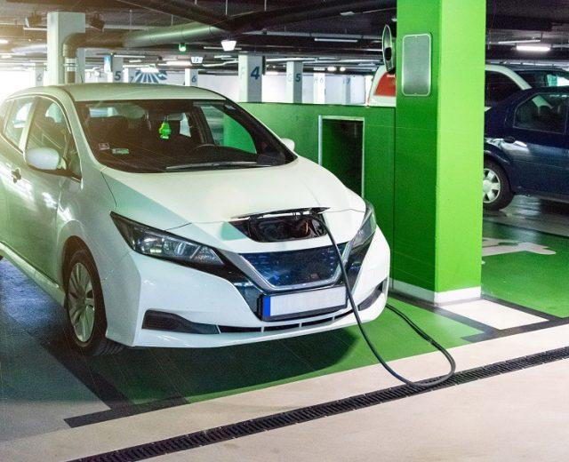 electric car charging singapore