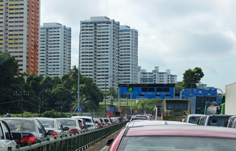 driving into malaysia from singapore